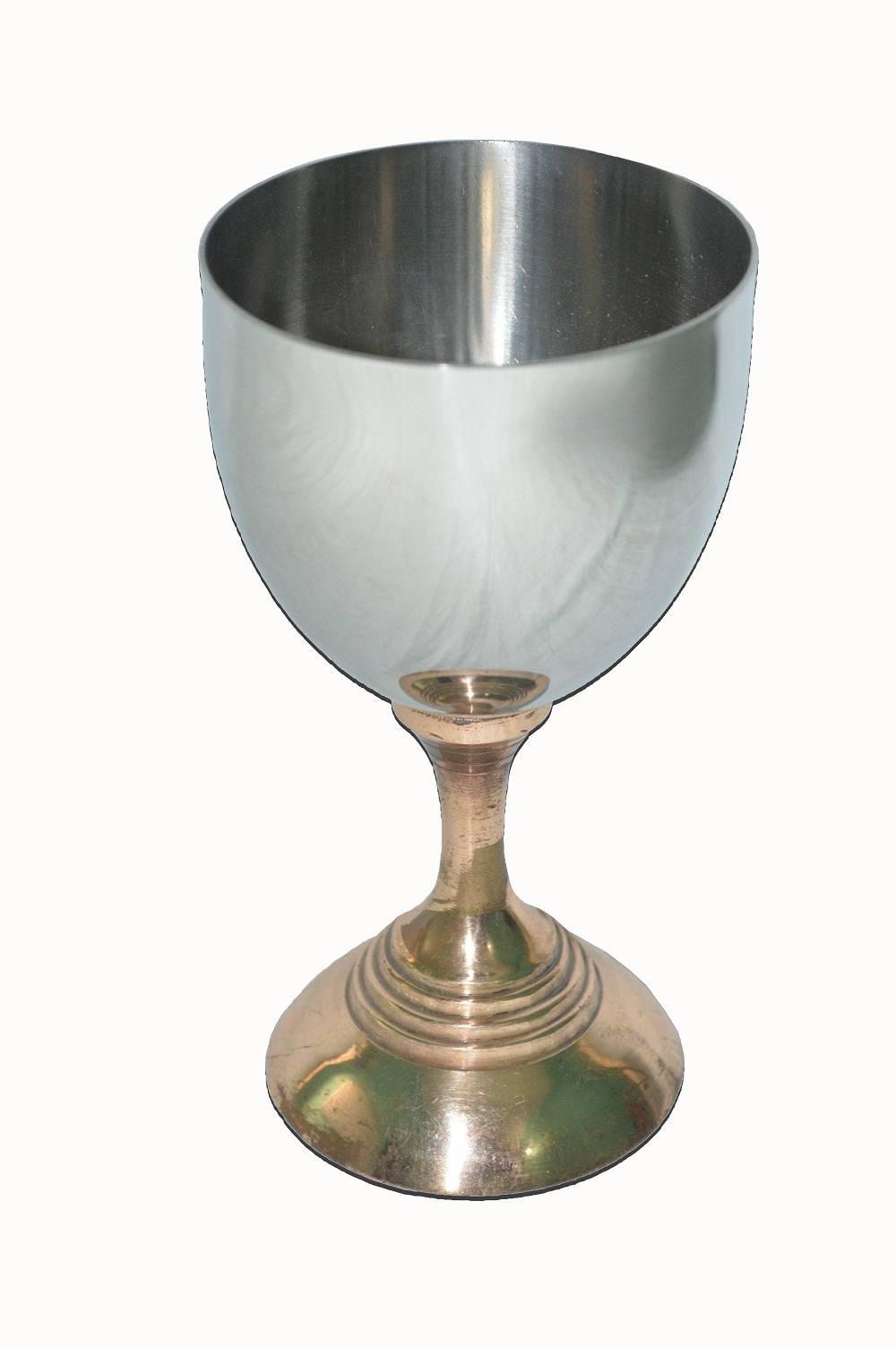 Raghav India 100% Genuine Copper Steel Glass