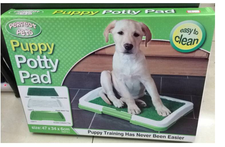Puppy Potty Pad Puppy Mat Easy To Clean Dog Toilet