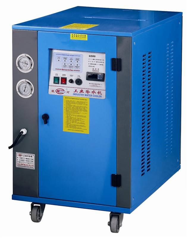 Industrial Chiller in China/CE