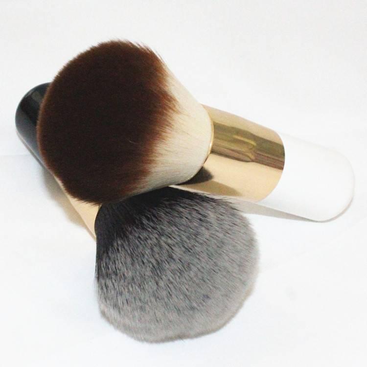 high quality big hair head powder brush