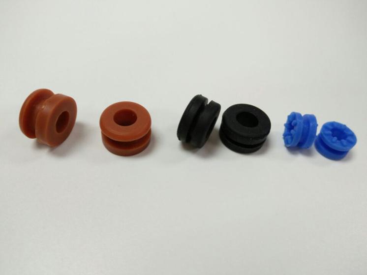 silicone rubber vibration damper