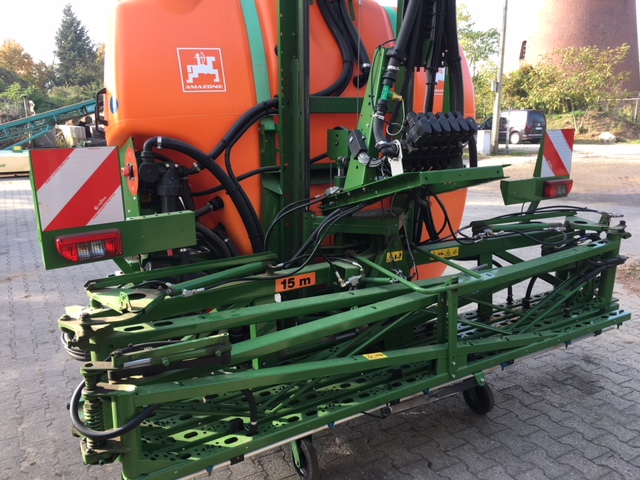 German used agricultural machinery and equipment