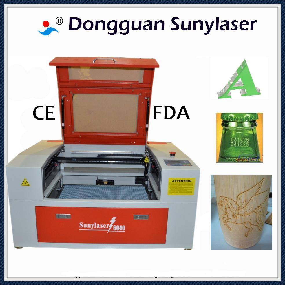 High Resolution Laser Engraving Machine from China