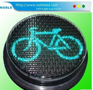 led bycicle traffic signal light core