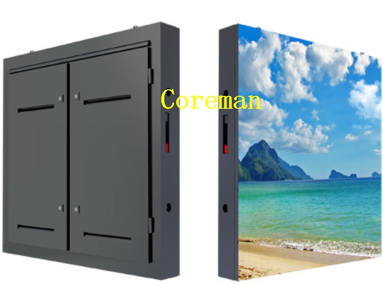 Advertising Full Color Outdoor LED Screen cabinet/LED Display P10 P8 P6 outdoor video led panel