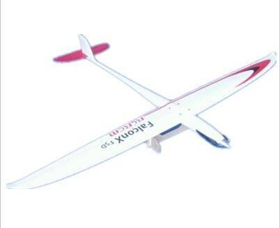 Falcon- full composite rc glider of rcrcm