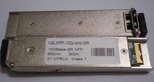 Cisco XFP-10G-MM-SR Compatible 10GBASE-SR XFP Transceiver Module