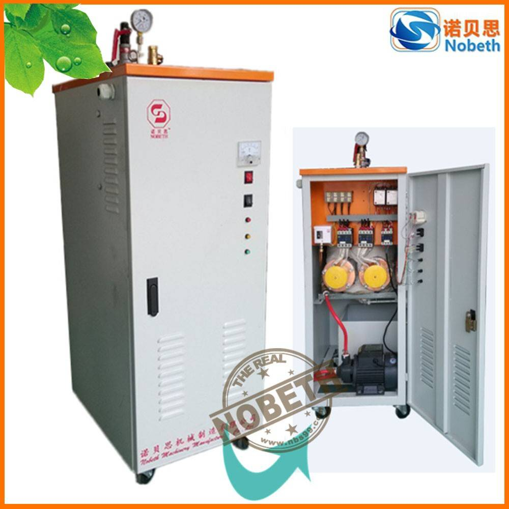 Custom Efficiency Concrete Steam Curing Generator