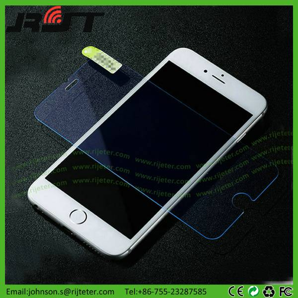 China Factory Anti Blue Tempered Glass Screen Protectors for iPhone 6 6s Plus