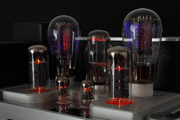 Tube Amplifier  Supreme Series  300B MKII  BS-B Tubes