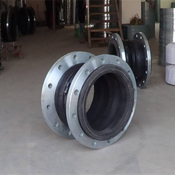 DN100 Single Arch Rubber Expansion Joint