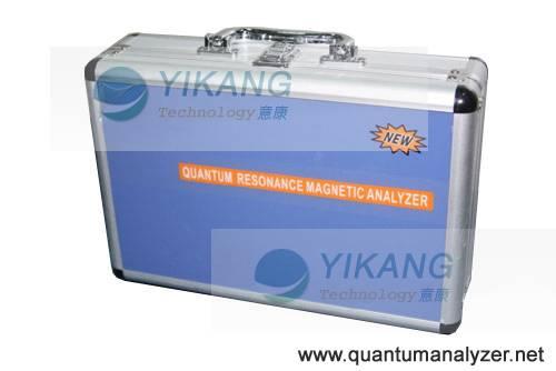 quantum resonance magnetic analyser