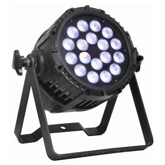 18PCS*15W  4in1 RGBW IP65 LED Wash Light with 8CH