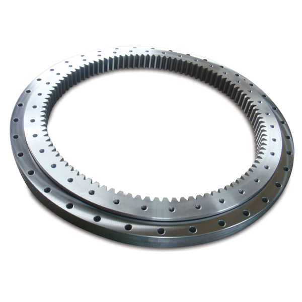 high performance slewing bearings for excavator