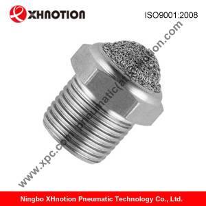 XHnotion-Stainless Steel Muffler, Ss316 Muffler, Ss316 Mesh Silencer