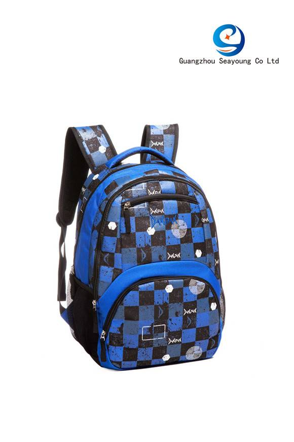Popular Leisure Style Backpack Weekend Travel Backpack