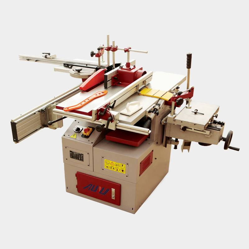 0501 combined woodworking/multifunction woodworking machine