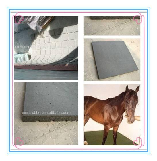 rubber floors for horse stall
