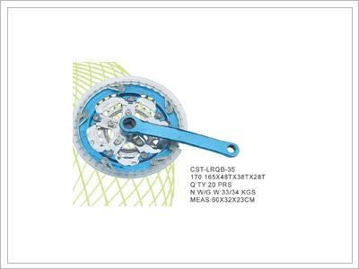 Chainwheel&crank