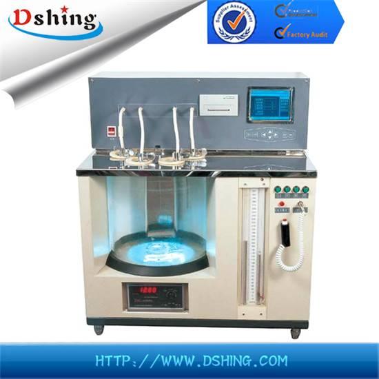 DSHD-0620A  Asphalt Dynamic Viscometer