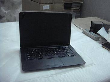 Millie Hu(linkedin)False DUMMY Laptop Prop/plasma fake laptop(black)notebook air screen ipad Model