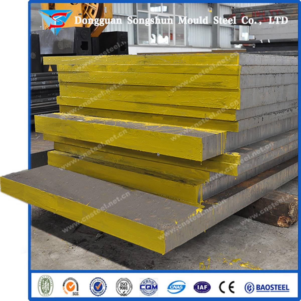 Hot Rolled Steel 4140 Alloy Steel Plates