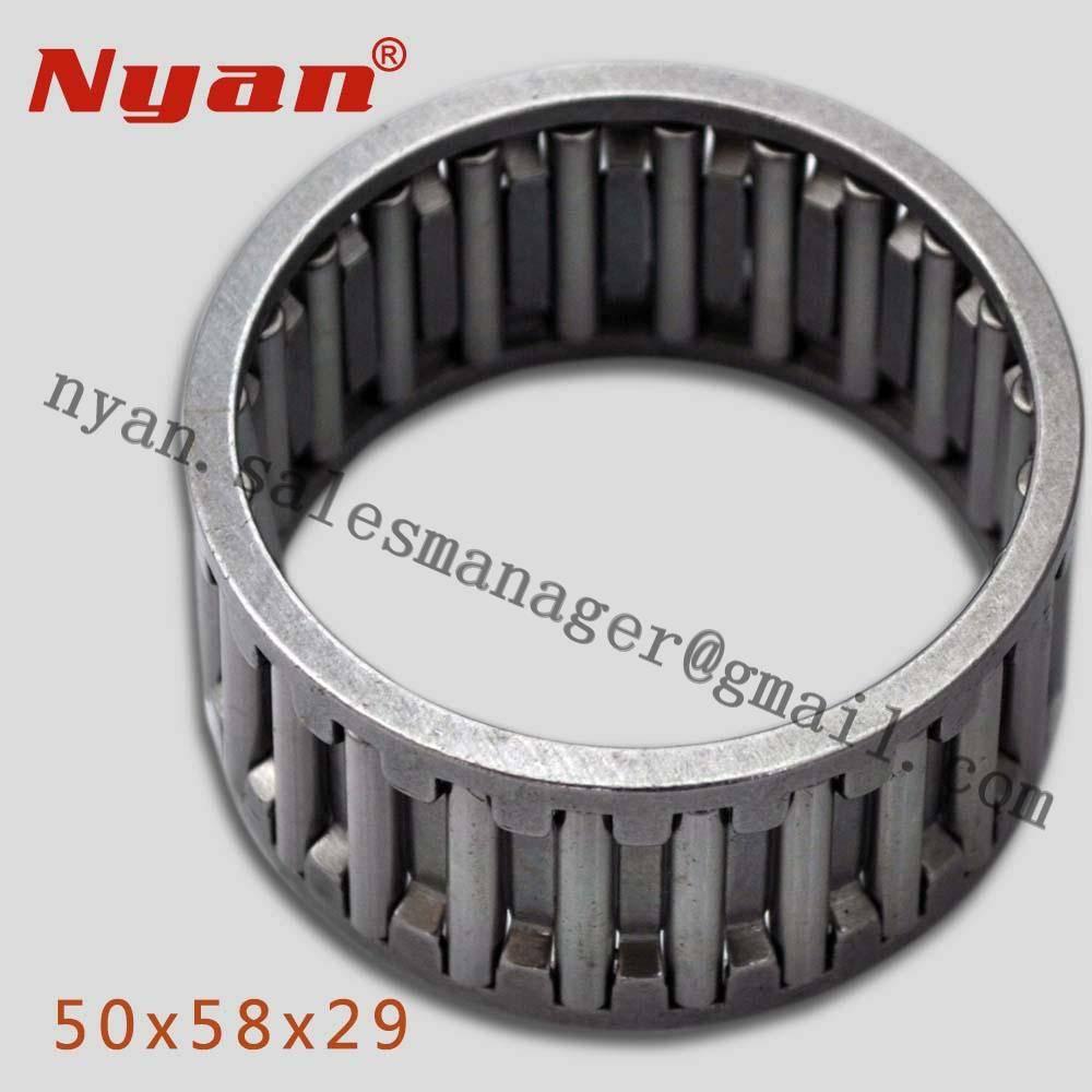 Excavator Bearings supplier manufacturer NYAN Bearing 50x58x29