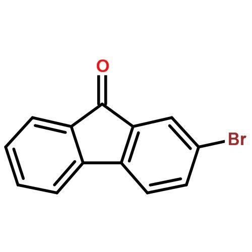 2-Bromo-9H-Fluoren-9-one[3096-56-8]