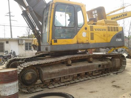 Used Volvo Excavator for sale