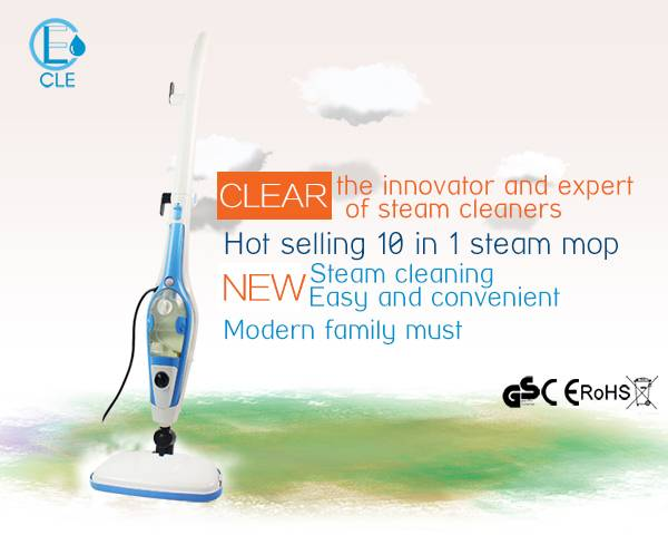 hot selling 10 in 1 steam mop