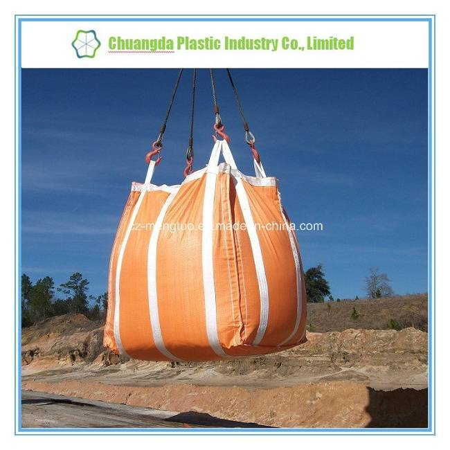 PP Woven FIBC Big Jumbo Ton Bag for Sand