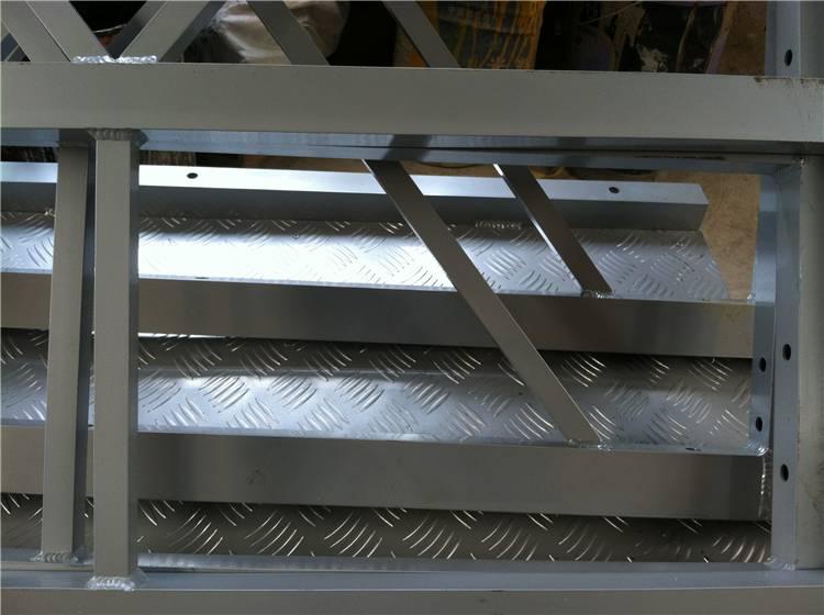 Hot Selling ZLP 630 Custom Aluminum Alloy/Steel/ Galvanized Suspended Working Platform