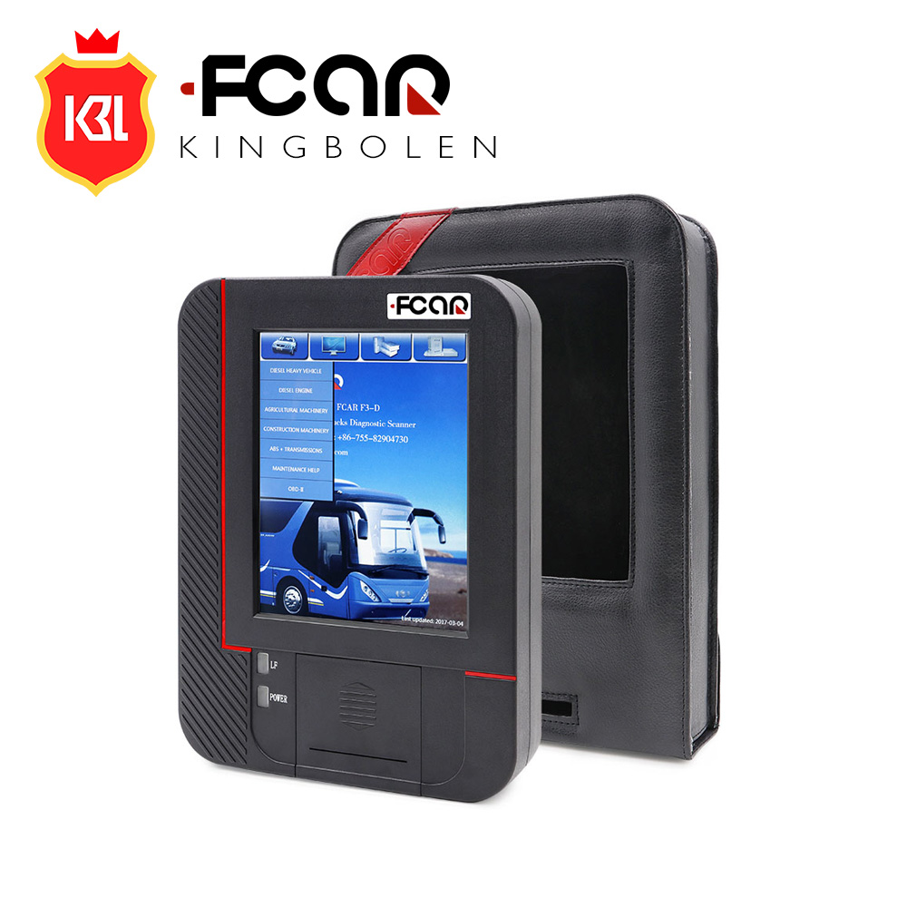 2017 Top selling Fcar-F3-D Original Scanner For Heavy Duty Fcar F3-D Car Truck Tool Fcar F3 D with S