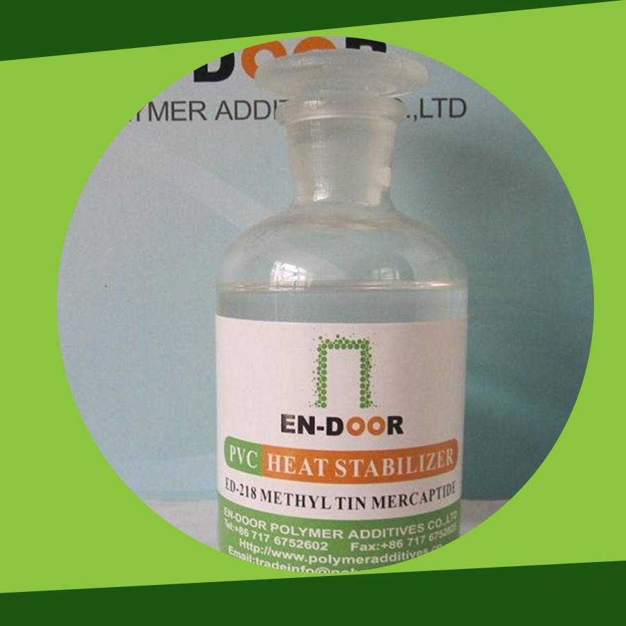 PVC Heat Stabilizer ED-218 Methyl tin mercaptide