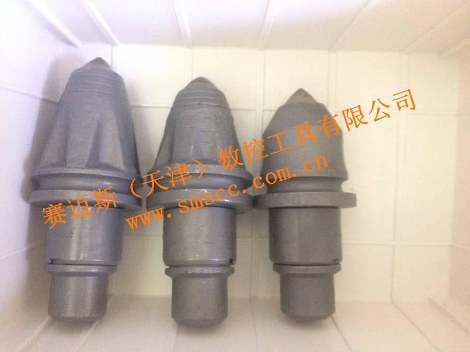 China SMSCC round shank bit