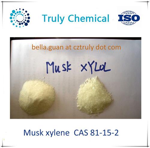 Musk xylene CAS 81-15-2
