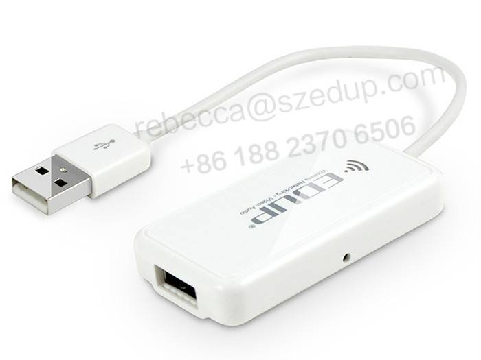 EDUP Portable Wifi Disk One USB 2.0 Host EP-3701