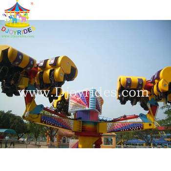 Outdoor playground energy storm ride theme park rides for sale
