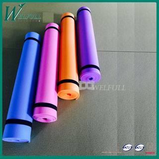high quality  anti slip anti tear eco friendly exercise fitness yoga ma