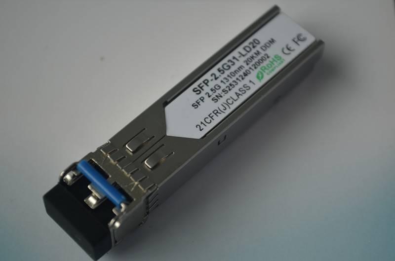 SFP 2.5G 1310nm 20KM
