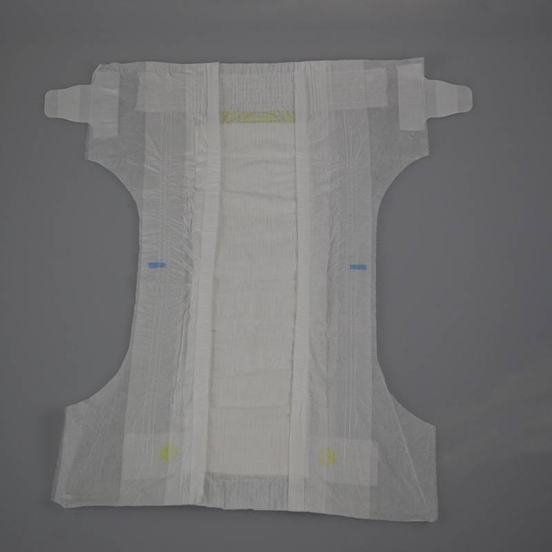 GMLKS32 Slim Design Baby Disposable Diaper Cheapest Baby Diaper Stocklot Sale