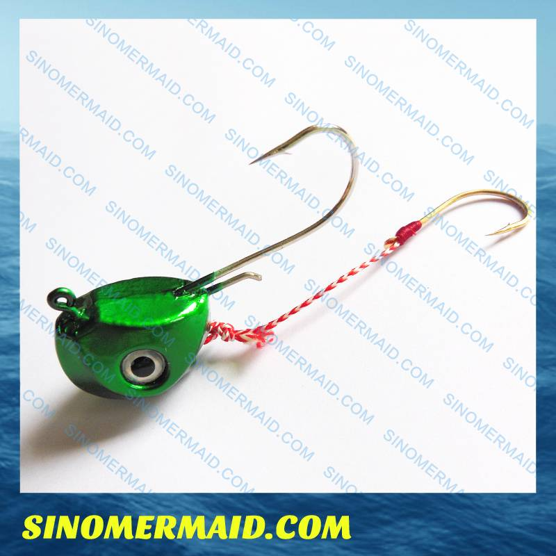JH043 40g 60g 80g 100g Singapore Hot Sale Tenya Jig Head Lead Lure