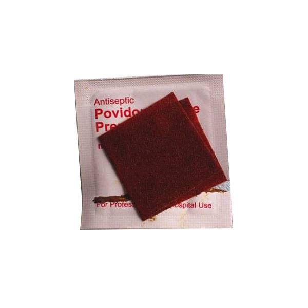 Disposable Medical Wipes Lodine Swabs WIth Good Quality