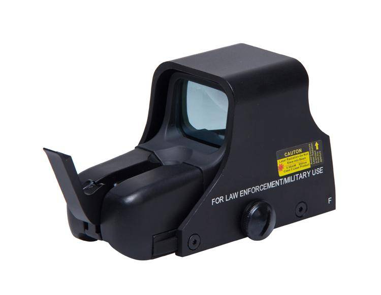 Holographic 551 Red & Green DOT Sight Scope