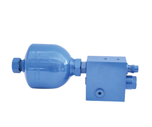Construction machinery pilot oil supply valve Dgf