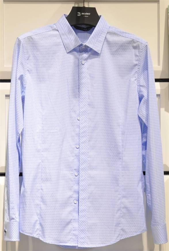 2016 BENBO New Design Classic Long Sleeve Shirt for Men High Quality