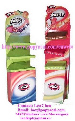 POP Display Racks,Paper Display Racks
