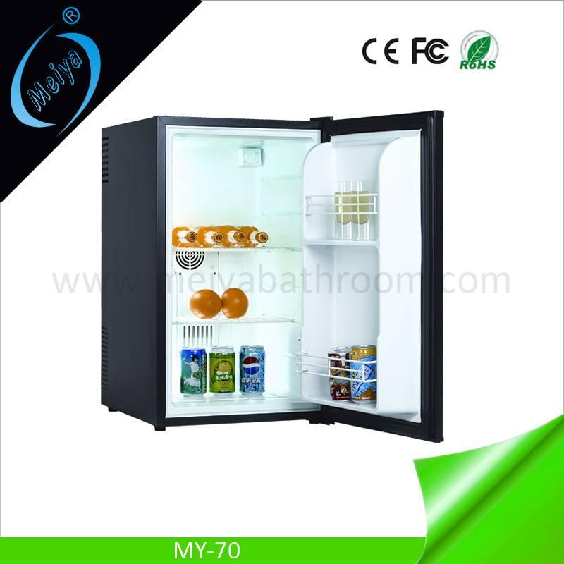 70L hotel mini refrigerator, hotel minibar cabinet, small fridge freezer