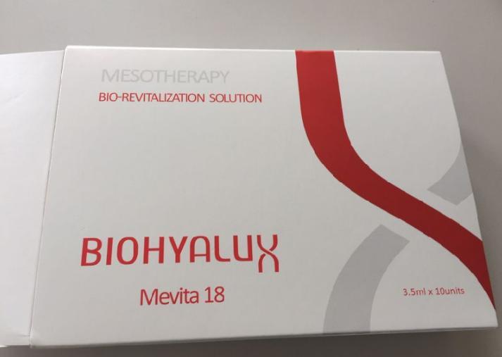 Hot Sale Mesotherapy Bio-Revitalization Solution/Dermal Filler