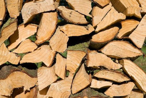 Hard Wood Oak Firewood Logs